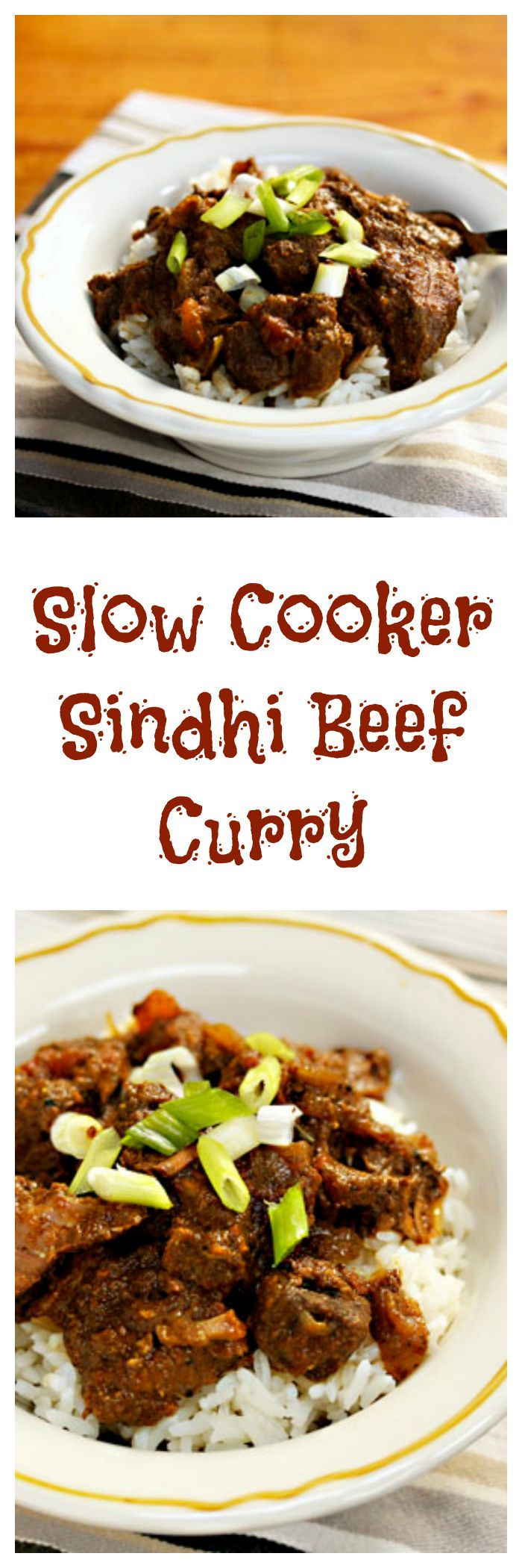 Slow cooker Sindhi beef curry can cook all day while you ...