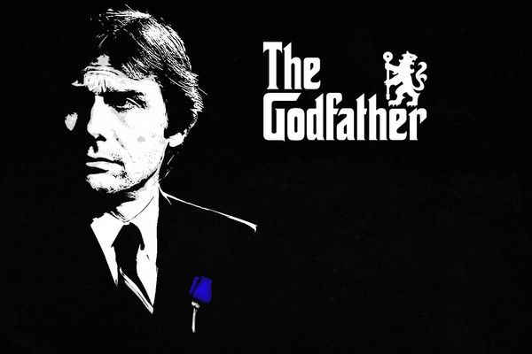 The Godfather: ANTONIO CONTE. There was the Special One and then there was the Italian.