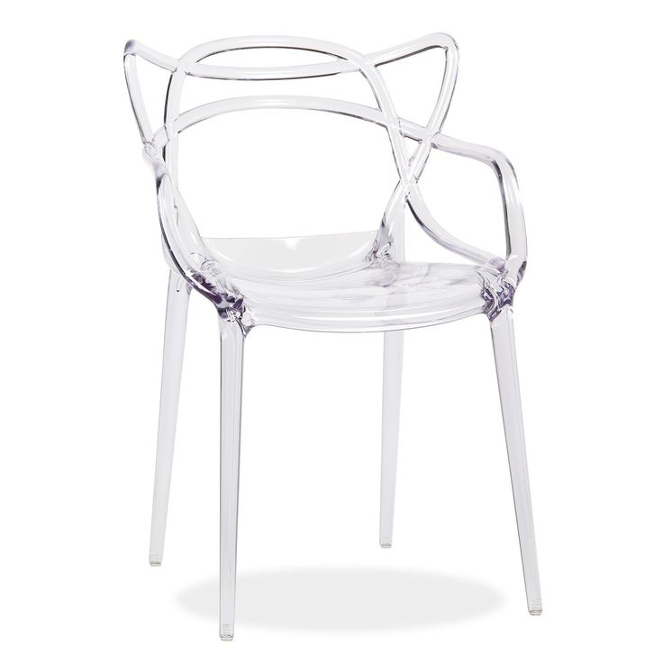 Les 25 meilleures id es concernant chaise plastique transparent sur pinterest - Chaise transparente starck ...