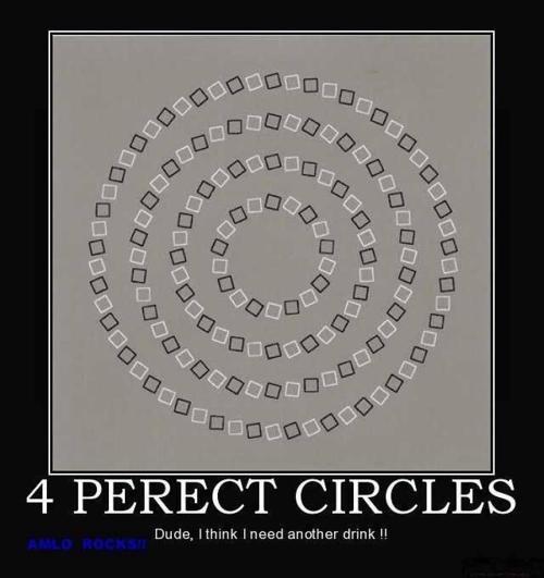 optical illusions brain teasers illusion puns visual animals caption circles hypnosis riddles cute fake maya