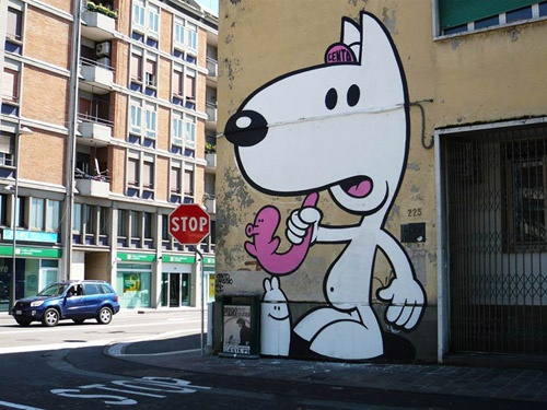 17 Best Images About Graffiti Cartoon On Pinterest