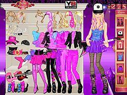 Barbie Rock Princess