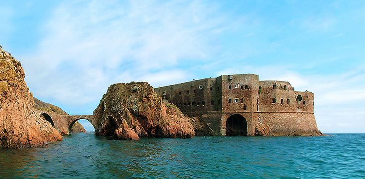 The Fort of Saint John the Baptist is one of the Berlengas Islands' main…