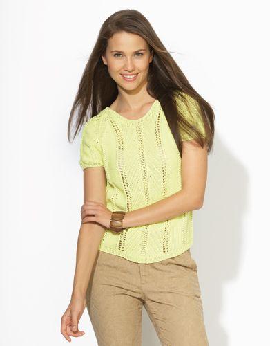 Revista mujer City 74 Primavera / Verano   34: Mujer Jersey   Amarillo claro