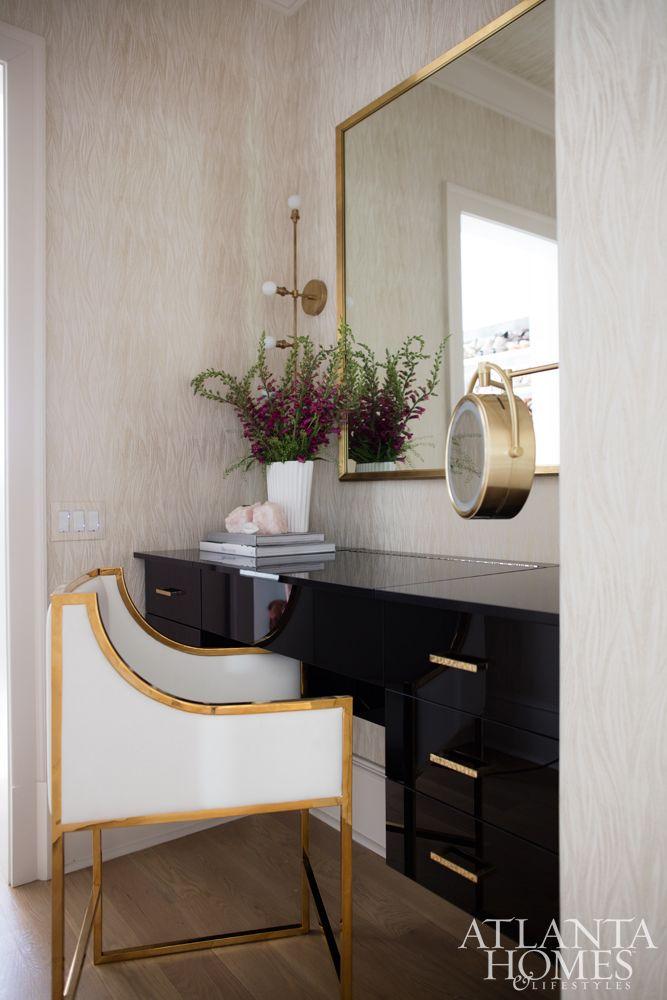 Vanity Outside Bathroom 132 best baths images on pinterest | bathroom ideas, atlanta homes