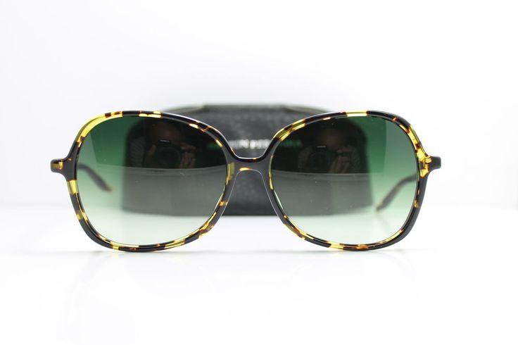Barton Perreira Sunglasses Japan mod Shrimpton Heroine Chic / Evergreen #BartonPerreira