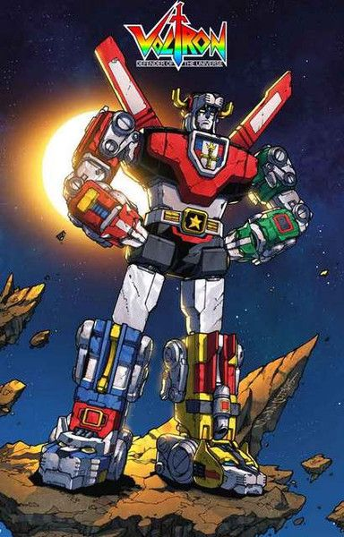 An awesome poster of Voltron - Defender of the Universe and one of the greatest toys / cartoons of all time! Ships fast. 11x17 inches. Need Poster Mounts..?