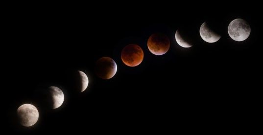 Super blue blood moon eclipse to occur for the first time in 150 years | Inhabitat - Green Design, Innovation, Architecture, Green Building
