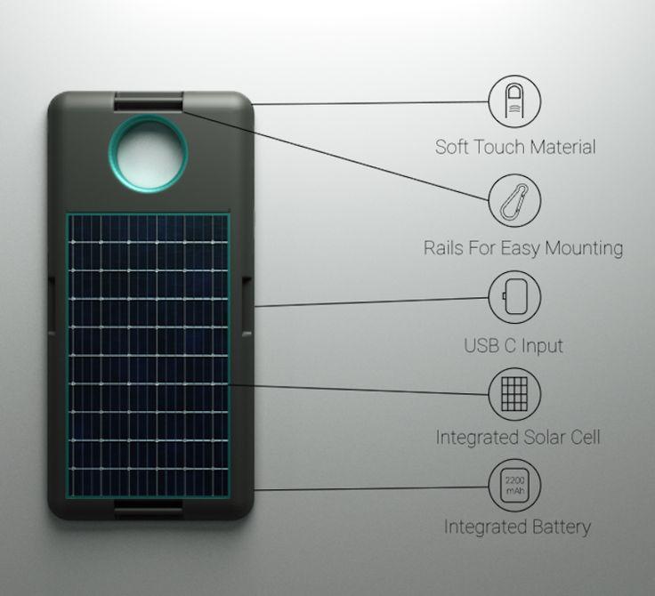 mico-motomod Motorola anuncia 12 posibles Moto Mods en alianza con Indiegogo
