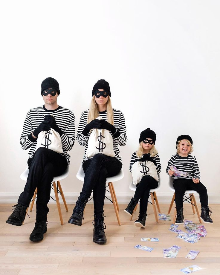 15 Fun Family Halloween Costume Ideas | Happy Grey Lucky