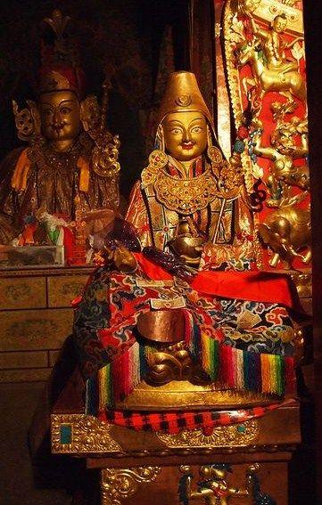 Buddhismo in Tibet tra storia e leggenda -