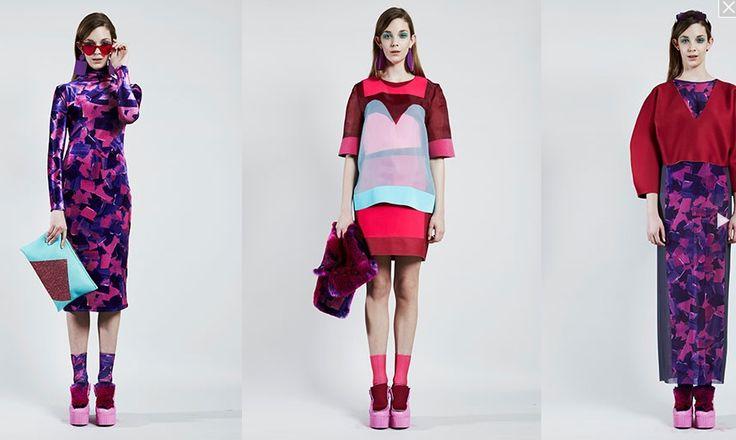 Kitty joseph fashion designer
