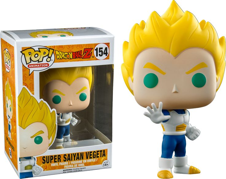 Now available on our store: Funko Pop! Vinyl ... Check it out here! http://popdeluxe.co.uk/products/funko-pop-vinyl-animation-dragonball-z-super-saiyan-vegeta-exclusive?utm_campaign=social_autopilot&utm_source=pin&utm_medium=pin