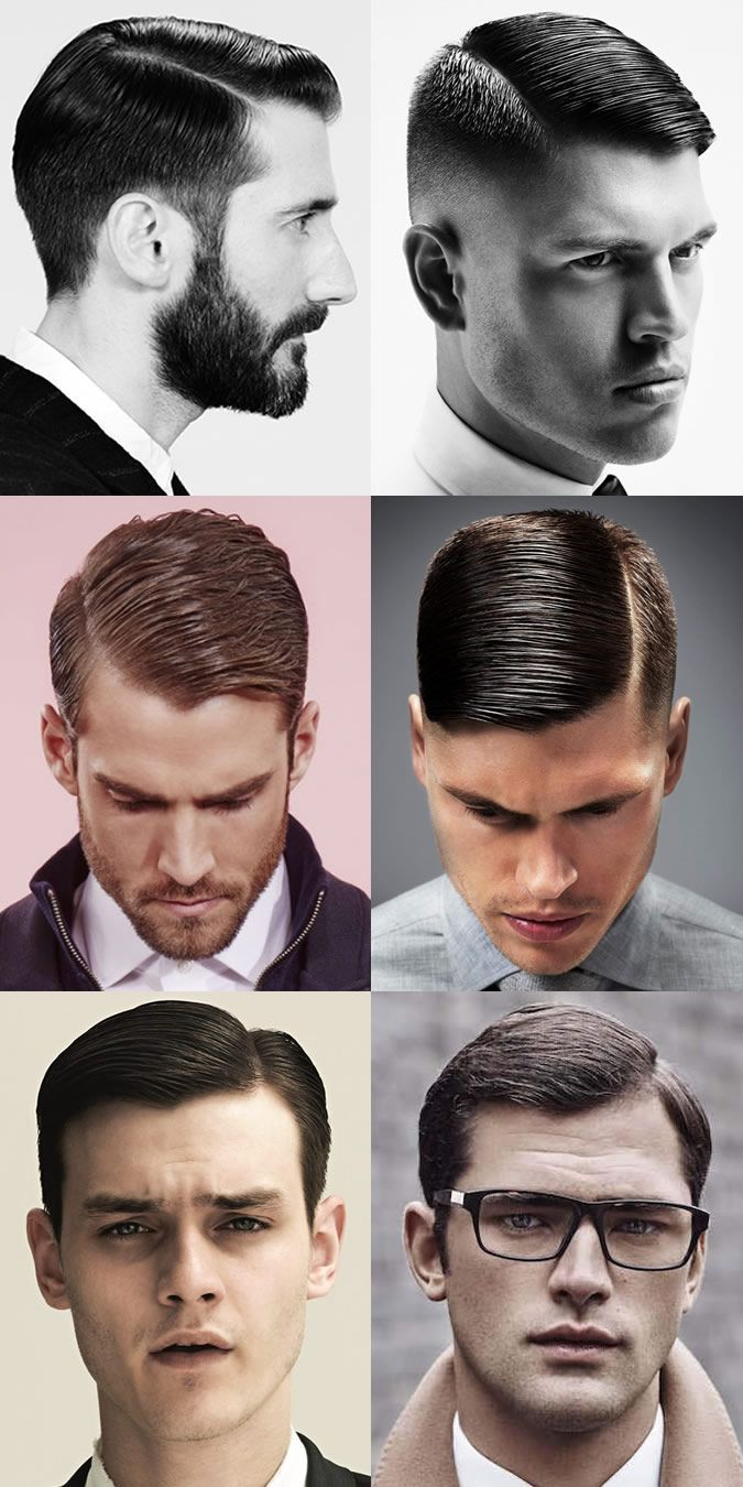 Marvelous 1000 Ideas About Side Part Hairstyles On Pinterest Curled Hairstyles For Men Maxibearus