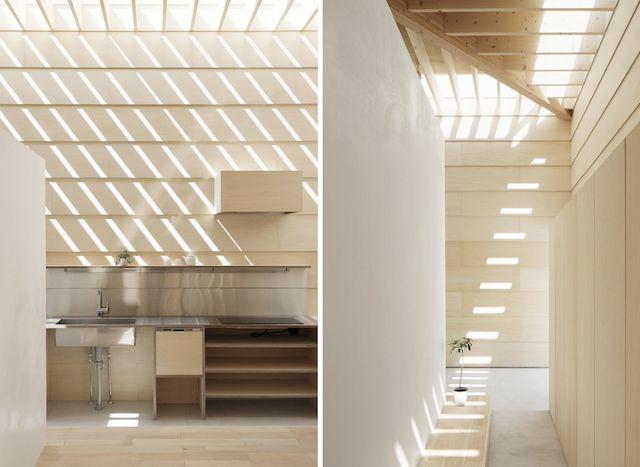 light-walls-house, studio mA-style architects
