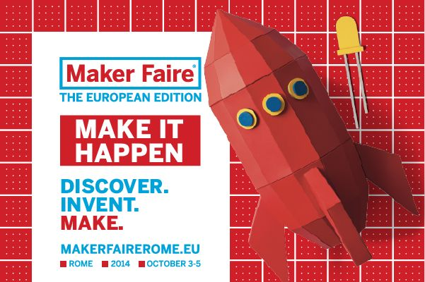 #Morphi exhibiting at #MakerFaireRome!
