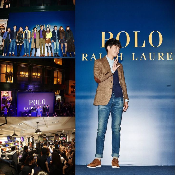 Inauguração loja polo ralph Lauren setembro 2015