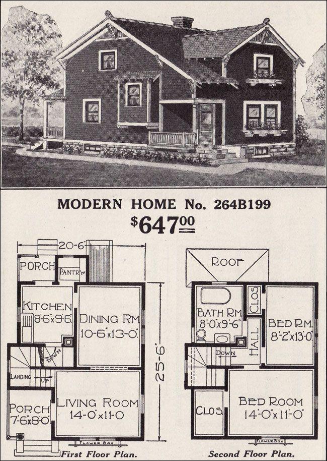 336 best vintage house plans1910s images on pinterest vintage vintage bungalow house plans