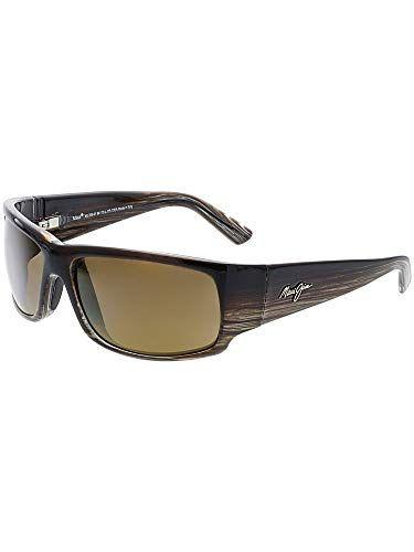 022e7c36801 New Maui Jim Maui Jim Sunglasses - World Cup   Frame  Chocolate Stripe Fade  Lens  HCL Bronze Sports Fitness online.