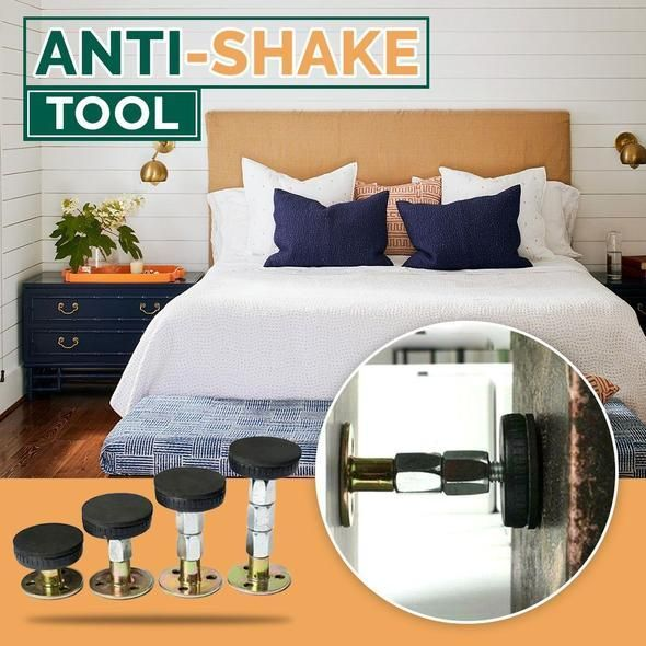 Adjustable Threaded Bed Frame Anti Shake Tool In 2020 With Images