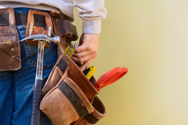 Finished Renovating? Now It's Time to Tackle the Mess #HomeRenovation #Renovating #BucksCounty