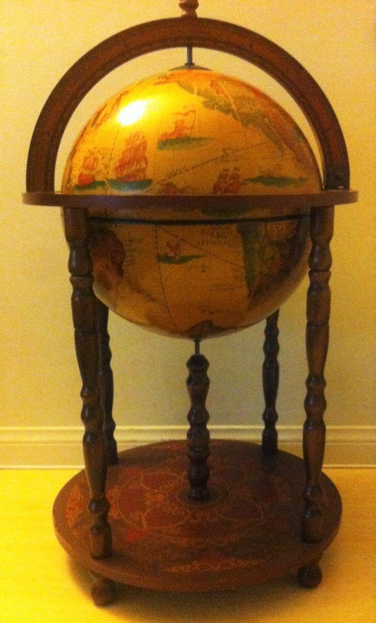 28 best Globe drink images on Pinterest | Globe bar, Globes and ...