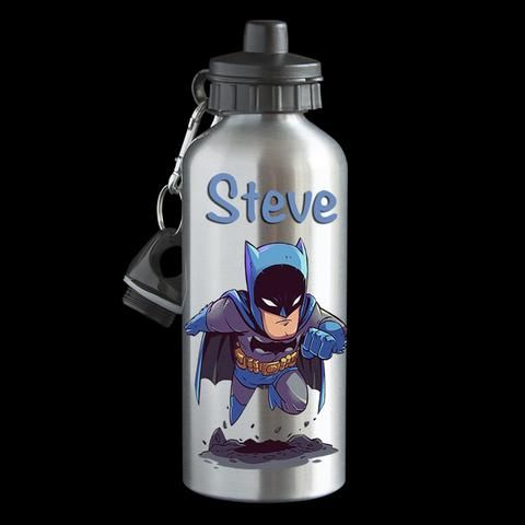 Personalised Batman Water Bottle