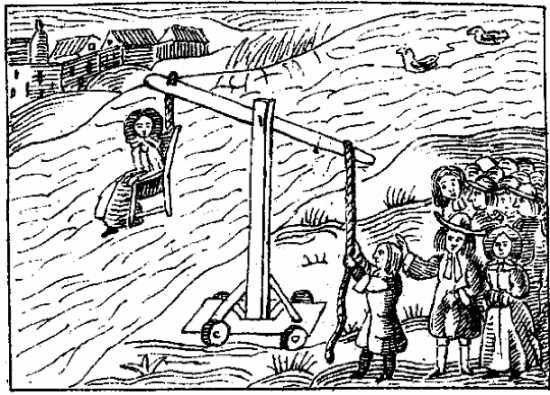 10 Tests for Guilt at the Salem Witch Trials (Our Constitution guarantees separation of Church and State for good REASON).