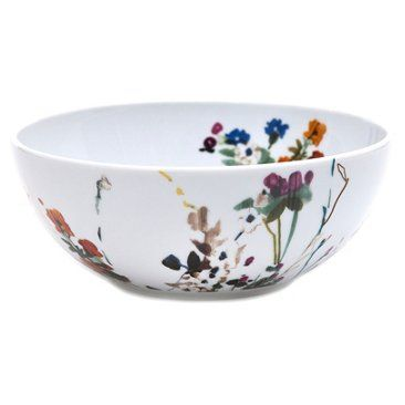 Check out this item at One Kings Lane! Wildflower Serving Bowl