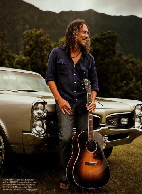25 Best Ideas About Kirk Hammett On Pinterest Metallica