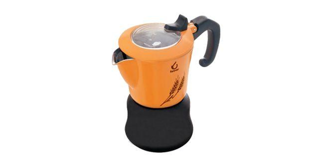 CAFFETTIERA Ms Orzì - Forever - KAUFGUT s.p.a.  Il suo filtro supplementare ti permette di gustare solo il meglio dell'orzo.   Grazie al suo coperchio trasparente puoi controllare la fuoriuscita della bevanda, senza aprire la caffettiera.  Disponibile nel formato: 2 Tz.