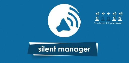 Silent Manager manage your silent state  Silent manager helps you to manage your silent status for calls and SMSs.