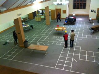 How to Create a Life-size Clue Game for a Youth Group    I lead a small youth group in suburban Episcopal church. Since capture the flag, ...