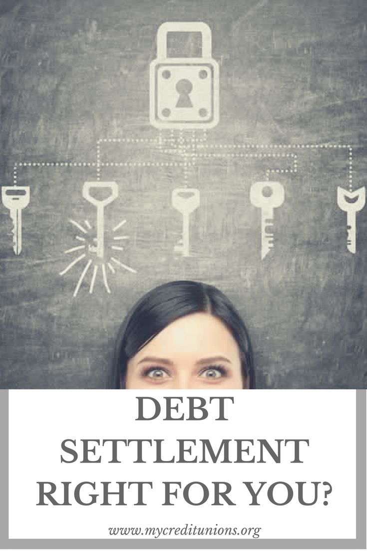 """Debt settlement programs typically are offered by for-profit companies, and involve the company negotiating with your creditors to allow you to pay a """"settlement"""" to resolve your debt. The settlement is another word for a lump sum that's less than the full amount you owe."""