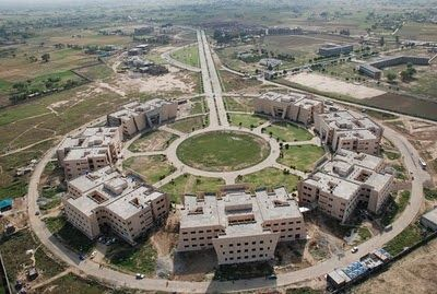 University of Gujrat in Gujrat, Pakistan