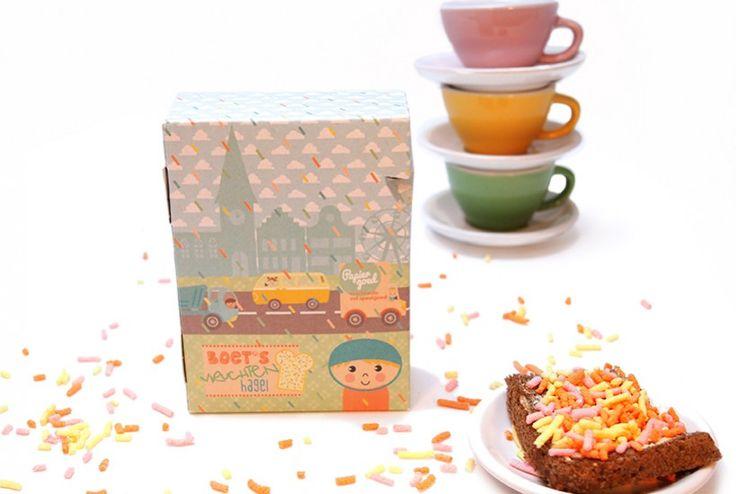 Winkeltje of keukentje spelen met dit doosje vruchtenhagel van 'de Ontwerpwinkel' | © Papiergoed