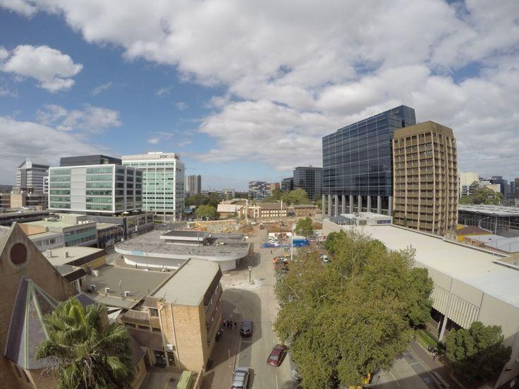 Civic Place - Parramatta Square 9 April 2015. Parramatta City Council, Research and Collection Services