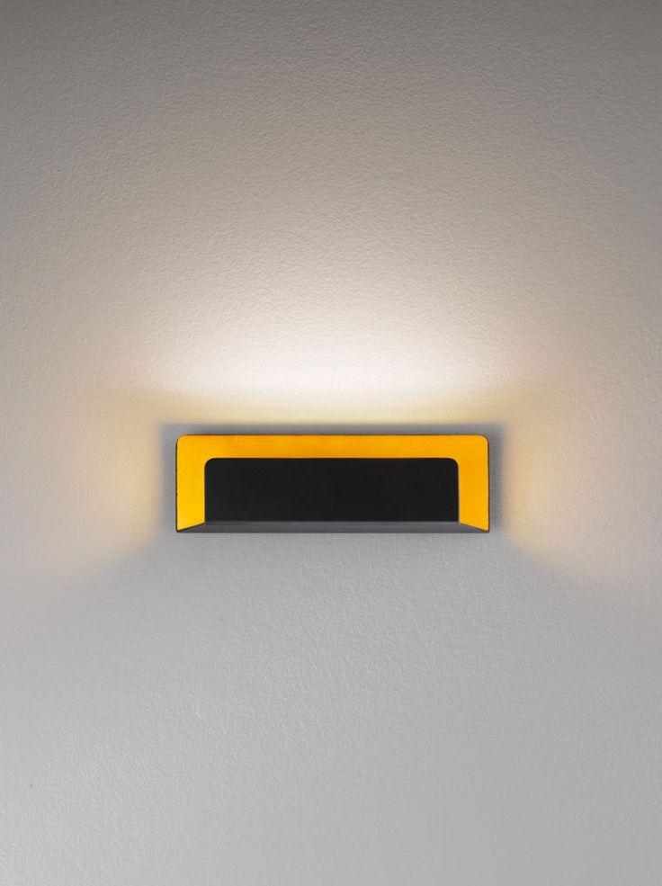 Sunrise - Dls 1x25W/G9 230V materiaal: gecoat aluminium, IP44 kleur: zwart/wit of zwart goud