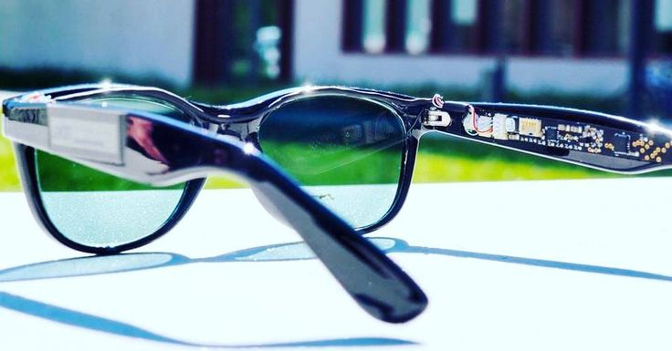 Solar Sunglass - Shades with Solar Power #science #technology #solarpower #shades  A group of researchers from Karlsruhe Institute of Technology (KIT) came up with a new method to store the light received from the sun through a semitransparent glass and use it for charging hearing aids to hear music etc. The lenses are made of organic solar cells which make up for its use by being highly flexible lightweight and available in any arbitrary shapes and colors due to its high sense of…