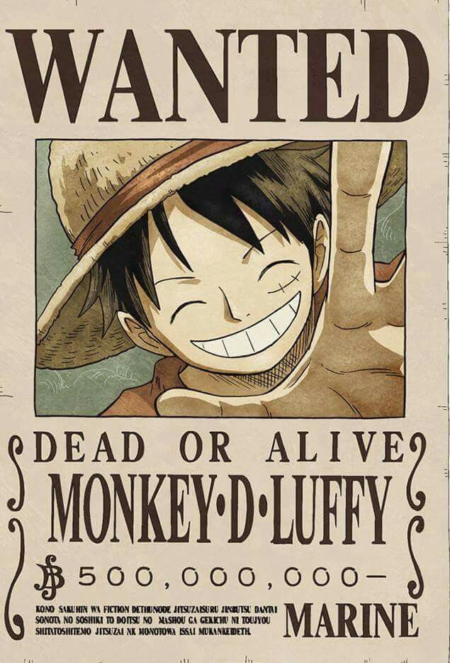 "| ""Straw Hat"" Luffy 