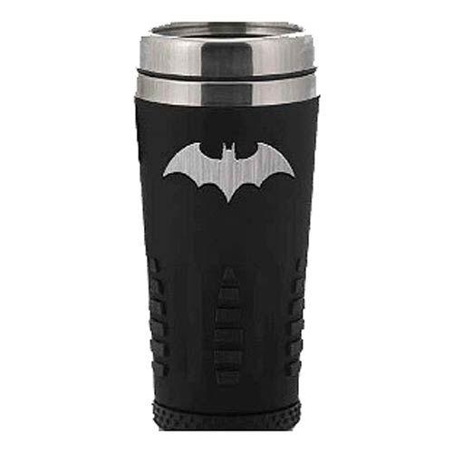 Batman Logo 16 oz. Travel Mug - Paladone Products - Batman - Mugs at Entertainment Earth