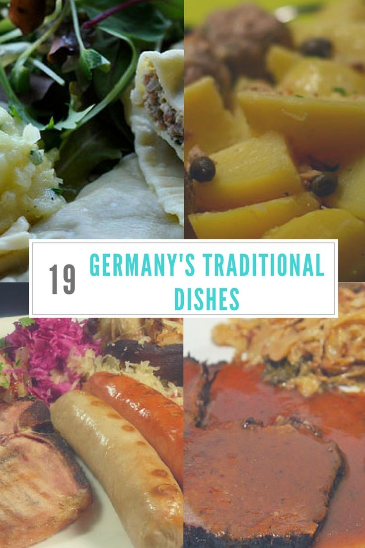German Cuisine can be best described as uniquely diverse with their heavy and rich food that can satisfy everyone's tastes and preferences. Each region in