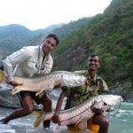 Fishing at Palampur