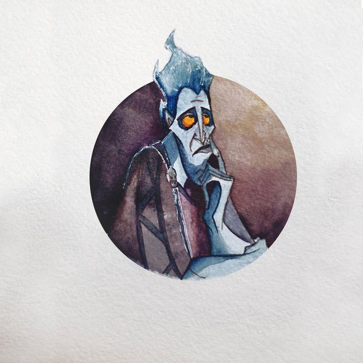 Hades By Https://www.deviantart.com/gargoiless On