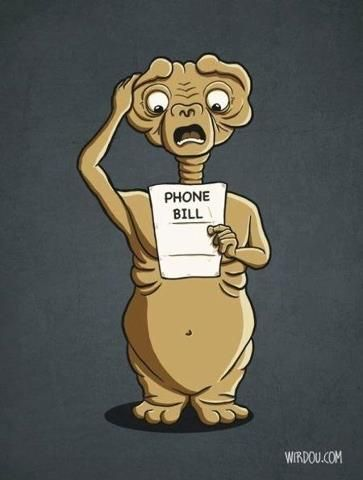 Perhaps E.T. should have gotten that GALAXY plan as AT&T suggested!