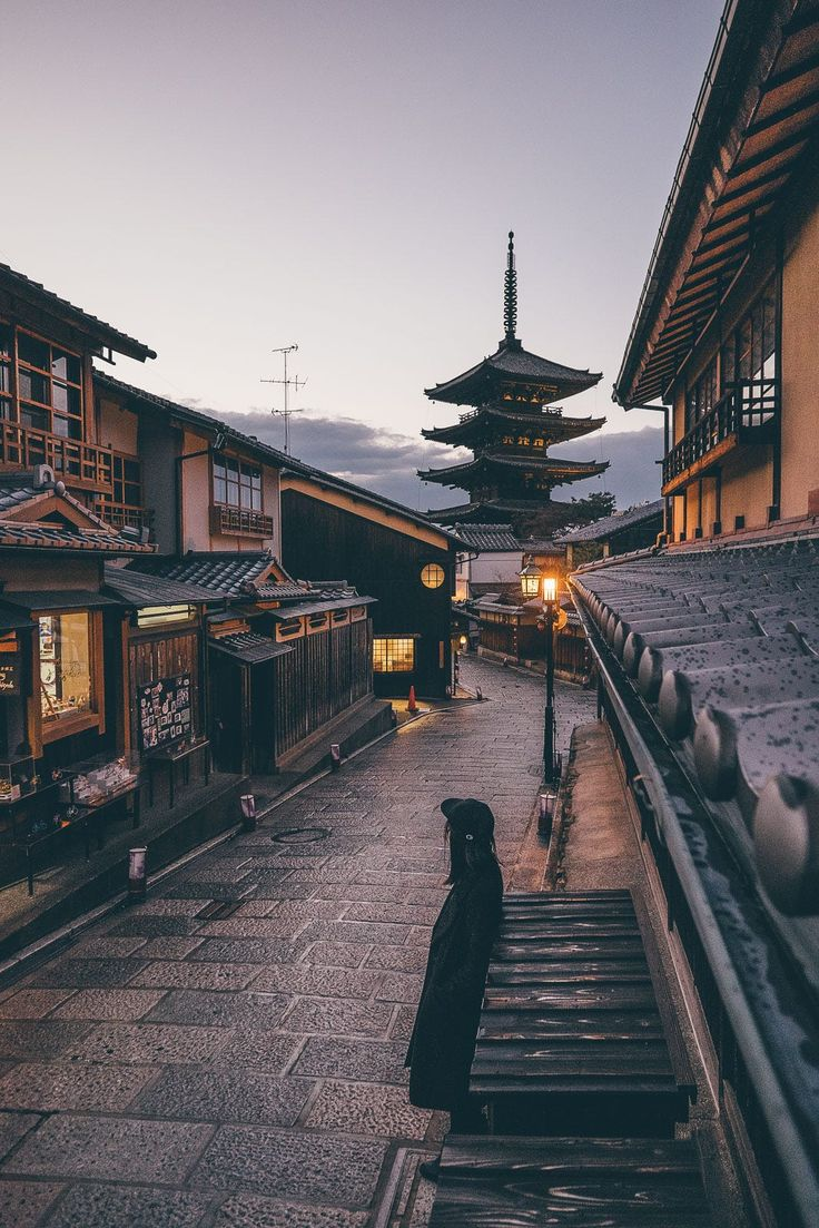 Kyoto, Japan   Tsuyoshi Hasegawa