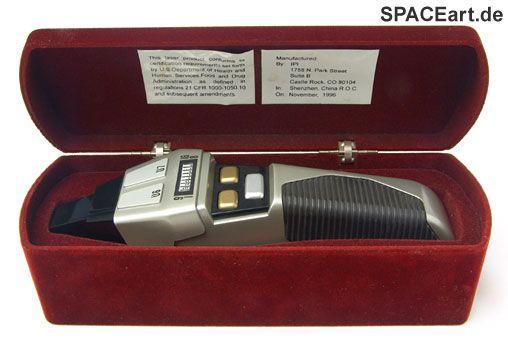 Star Trek: TNG Type II Hand Phaser (Licht und Sound), Fertig-Modell ... http://spaceart.de/produkte/st008.php