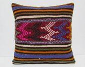24x24 kilim pillow 24x24 pillow cover euro sham large couch pillow 24x24 pillowcase 60x60 pillow cover oversized decorative pillow rug 29972