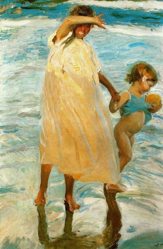 Galería Pintores Españoles :: SOROLLA (Joaquín Sorolla)