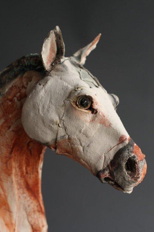 Ostinelli and Priest - Portfolio/Gallery - Ceramic Animal Sculptures MXS
